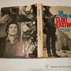 Libros de segunda mano: THE FILMS OF CLINT EASTWOOD. BORIS ZMIJEWSKY, LEE PFEIFFER .RM52591. Lote 28627897
