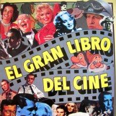 Libros de segunda mano: EL GRAN LIBRO DEL CINE. JOEL W. FINLER. MUCHAS FOTOS . EDIC.ESPECIAL PARA CAJA SANTANDER, 1979.. Lote 29162086