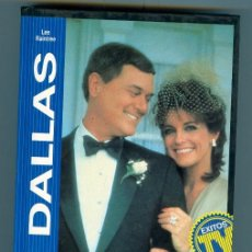 Libros de segunda mano: DALLAS (SERIE TV AÑOS 80) - EXITOS TV. Lote 40691381