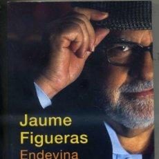 Libros de segunda mano: J. FIGUERAS : ENDIVINA QUI ET PARLA DE CINE - ILUSTRADO - CATALÁN. Lote 30600453