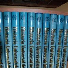 Libros de segunda mano: HISTORIA UNIVERSAL DEL CINE RM21946. Lote 30707624
