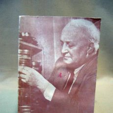 Libros de segunda mano: REVISTA, CINE, FLAHERTY, VIDA Y OBRA, GRAFICAS CINEMA, 1963, FILMOTECA NACIONAL ESPAÑOLA. Lote 30768838