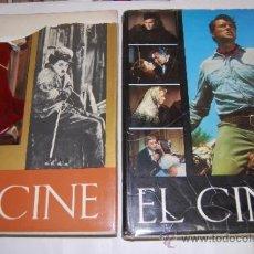 Libros de segunda mano: EL CINE VV.AA..RM19898. Lote 30805278