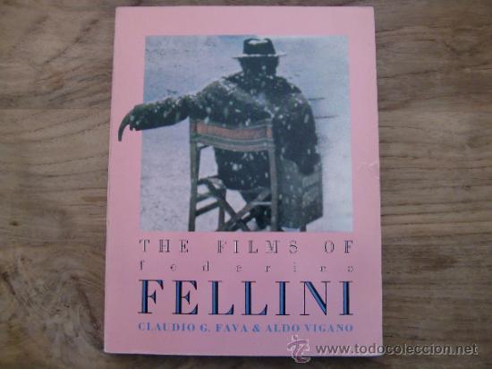 THE FILMS OF FEDERICO FELLINI (Libros de Segunda Mano - Bellas artes, ocio y coleccionismo - Cine)
