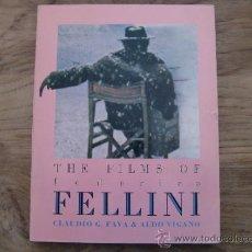 Libros de segunda mano: THE FILMS OF FEDERICO FELLINI. Lote 31109143