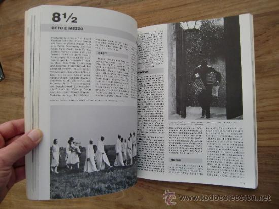 Libros de segunda mano: THE FILMS OF FEDERICO FELLINI - Foto 2 - 31109143
