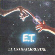 Libros de segunda mano - E.T. EL EXTRATERRESTRE ( WILLIAM KOTZWINKLE ) - EDICIONES PLAZA & JANES 1982 - 31372249