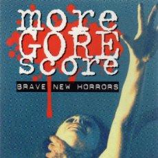 Libros de segunda mano: MORE GORE SCORE DE CHAS BALUN.GORE.TERROR.CINE GORE.. Lote 31781902