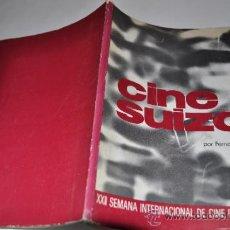 Libros de segunda mano: CINE SUIZO FERNANDO HERRERO RA9523. Lote 31872094