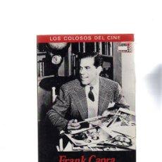 Libros de segunda mano: FRANK CAPRA DE MICHEL CIEUTAT. Lote 31907876