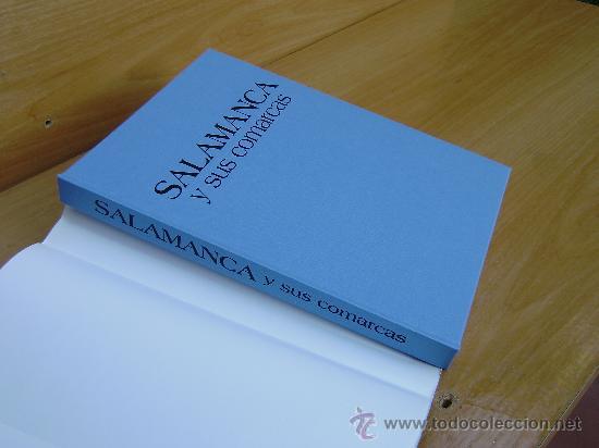 Libros de segunda mano: SALAMANCA Y SUS COMARCAS - V. Cabero Diéguez- J.I.Izquierdo Misiego- J.M.Llorente Pinto - Foto 2 - 178152187