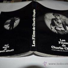 Libros de segunda mano: LOS FILMS DE CHARLIE CHAPLIN GERALD MACDONALD, MICHAEL CONWAY Y MARK RICCI RA250. Lote 32073587