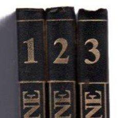 Libros de segunda mano: GRAN HISTORIA ILUSTRADA DEL CINE, TOMOS 1,2 Y 3, INCOMPLETA, SARPE, MADRID 1984. Lote 32335952