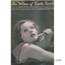 Libros de segunda mano: THE FILMS OF GRETA GARBO. Lote 32455551