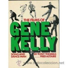 Libros de segunda mano: THE FILMS OF GENE KELLY. Lote 32455651