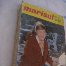 Libros de segunda mano: MARISOL, EN EL COLEGIO.EDIC.1962.. Lote 34079790