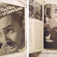 Libros de segunda mano: THE FILMS OF CLARCK GABLE. ESSOE GABE. CITADEL PRESS. NEW JERSEY. 1973. . Lote 3460427