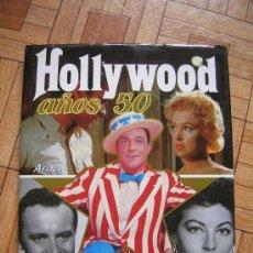 Libros de segunda mano: HOLLYWOOD AÑOS 50 - ADRIAN TURNER FOTOS A COLOR - TODA LA HISTORIA Y MAGIA DEL CINE. Lote 32846404