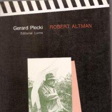 Libros de segunda mano - ROBERT ALTMAN DE GERALD PLECKI - 32957672