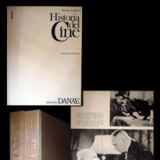 Libros de segunda mano: ROMAN GUBERN . HISTORIA DEL CINE ( II VOL. ). Lote 33248212