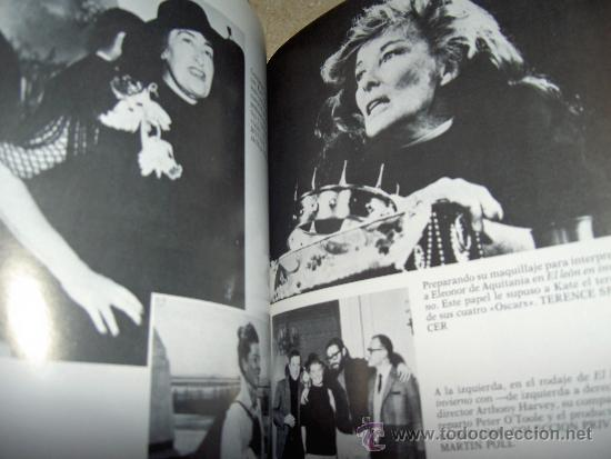 Libros de segunda mano: KATHARINE HEPBURN. ANNE EDWARS. 2 TOMOS.Completa - Foto 2 - 33353251