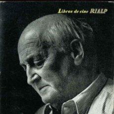 Libros de segunda mano: ROBERT FLAHERTY -CINE-. Lote 33565214