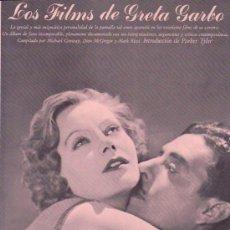 Libros de segunda mano: LOS FILMS DE GRETA GARBO. Lote 35228373