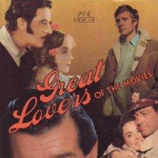 Libros de segunda mano: GREAT LOVERS OF THE MOVIES. Lote 35228504