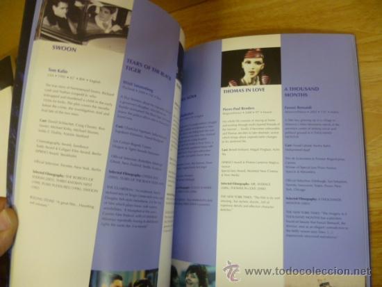 Libros de segunda mano: FORTISSIMO FILMS CATALOGUE 2005 / 2006 (EN CATALAN) - Foto 2 - 35561188