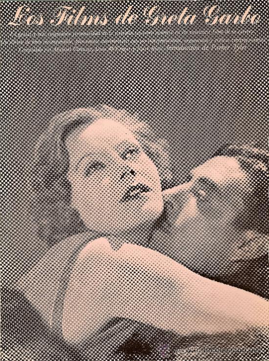 LOS FILMS DE GRETA GARBO (AYMA) (Libros de Segunda Mano - Bellas artes, ocio y coleccionismo - Cine)