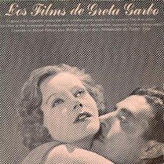 Libros de segunda mano: LOS FILMS DE GRETA GARBO (AYMA). Lote 35699978