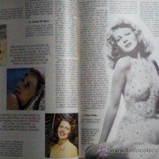 Libros de segunda mano: HISTORIAS DEL CINE - MUJERES, POR TERENCI MOIX. Lote 36082860