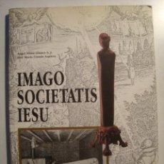 Libros de segunda mano: PÉREZ GÓMEZ 'IMAGO SOCIETATIS IESU' (1991). FOTOS COLOR. RELACIÓN ENTRE EL CINE Y LOS JESUITAS.. Lote 36234108