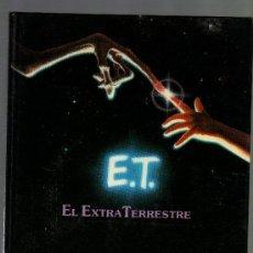 Libros de segunda mano - E.T. EL EXTRATERRESTRE POR WILLIAM KOTZWINKLE - cebra ediciones, 1982 (encuadernación en tapa dura) - 46410746