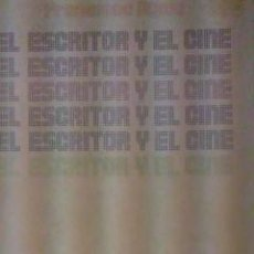 Libros de segunda mano: EL ESCRITOR Y EL CINE (MADRID, 1975), FRANCISCO AYALA. Lote 36579018