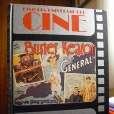 Libros de segunda mano: HISTORIA UNIVERSAL DEL CINE. VOLUMEN 2. PLANETA. 1982. Lote 36802075