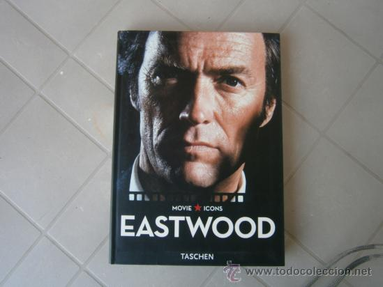 Libros de segunda mano: CLINT EASTWOOD. MOVIE ICONS. TASCHEN - Foto 1 - 206312913