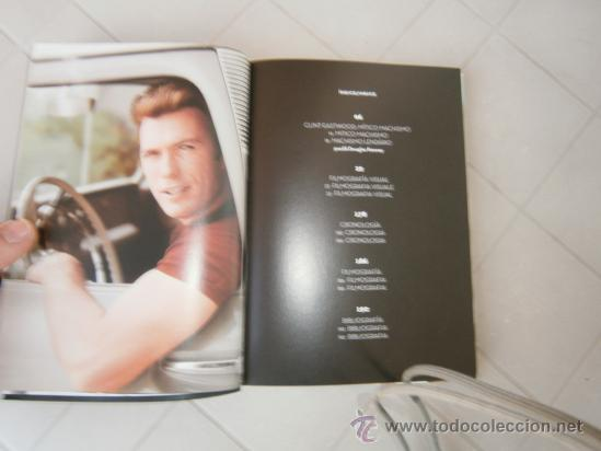 Libros de segunda mano: CLINT EASTWOOD. MOVIE ICONS. TASCHEN - Foto 9 - 206312913