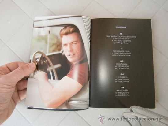 Libros de segunda mano: CLINT EASTWOOD. MOVIE ICONS. TASCHEN - Foto 10 - 206312913
