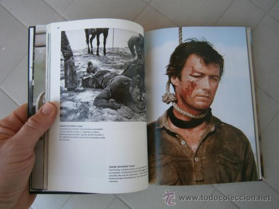 Libros de segunda mano: CLINT EASTWOOD. MOVIE ICONS. TASCHEN - Foto 2 - 206312913