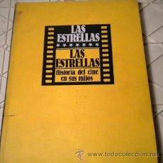 Libros de segunda mano: LAS ESTRELLAS - HISTORIA DEL CINE EN SUS MITOS - TOMO 2 - URBIÓN 1.981. Lote 62548244