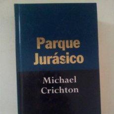 Libros de segunda mano: LIBRO PARQUE JURÁSICO AUTOR MICHAEL CRICHTON AÑO 1995 EDITORIAL ORBRIS FABBRI. Lote 37580881