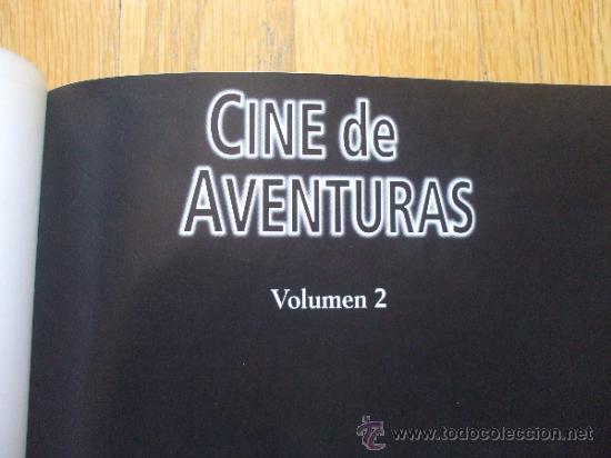 Libros de segunda mano: CINE DE AVENTURAS Altaya, Tomo 2 - Foto 2 - 38061638