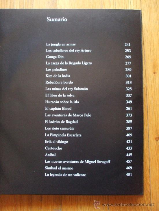 Libros de segunda mano: CINE DE AVENTURAS Altaya, Tomo 2 - Foto 3 - 38061638