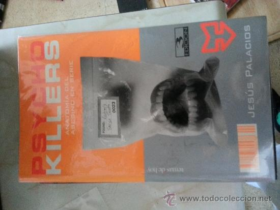 psycho killer anatomia del asesino en serie por - Comprar Libros de ...