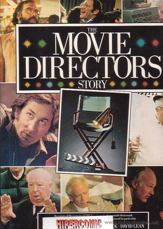 Libros de segunda mano: THE MOVIE DIRECTORS STORY ( CINE ) - Foto 1 - 38333920