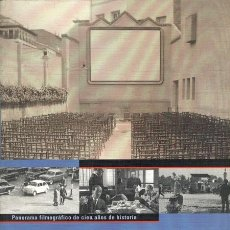 Libros de segunda mano: PASCUAL CEBOLLADA, MARY G. SANTA EULALIA. MADRID Y EL CINE. MADRID. 2000.. Lote 107270078