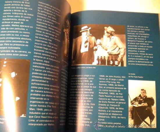 Libros de segunda mano: El libro de Orson Welles - Foto 2 - 38344458