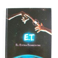 Libros de segunda mano: E.T. – EL LIBRO DE LA PELICULA. Lote 38670440