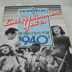 Libros de segunda mano: THE STARS AND FILMS OF THE 1940`S. ESTRELLAS Y PELÍCULAS DE LOS 1940`S. Lote 38873488